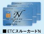 ETCスルーカード