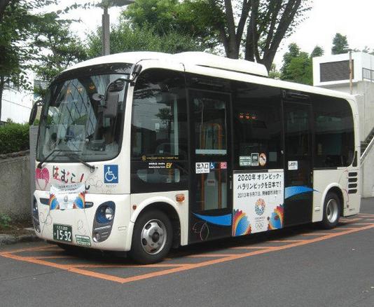 日野ポンチョEV02