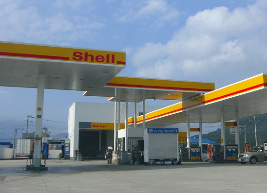 shellスタンド