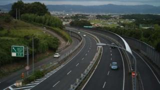 第二阪奈有料道路